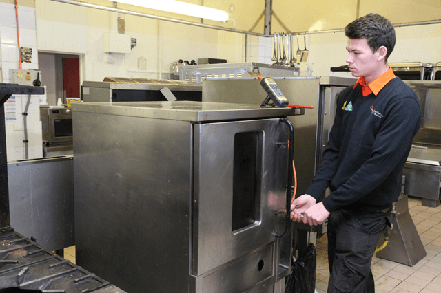 Commercial Kitchen appliance repairs servicing Cardiff