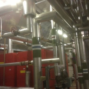 Plant Room Maintenance Contractors South Wales