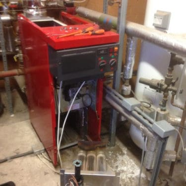 Servicing Commercial Boiler Swansea