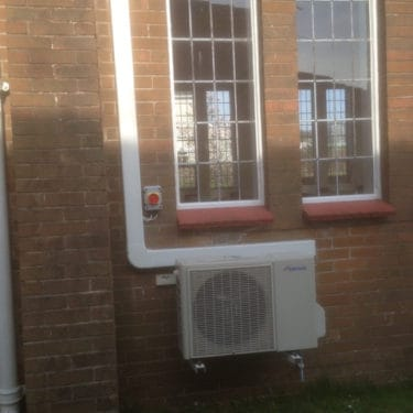 Worcester Heat Pumps South Wales