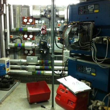 servicing commercial boilers Llanelli