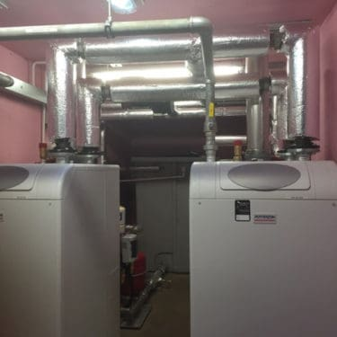 Plant Room installation South Wales