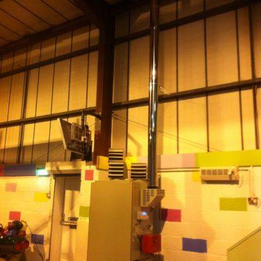 Collier Oil Fired Heater, Port Talbot